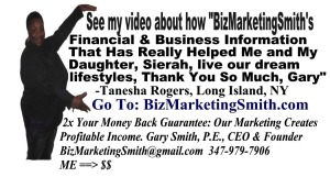Gary BizMarketingSmith BizCard Side 2